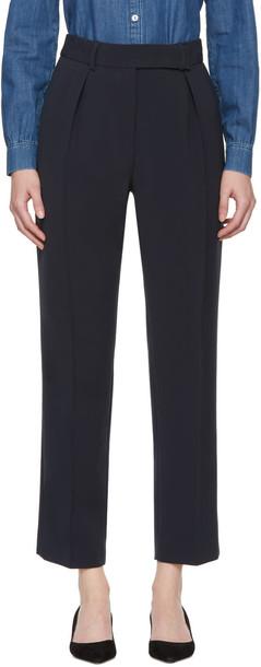 A.P.C. navy pants