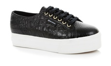 Superga 2790 Coccofglw Black at Superga