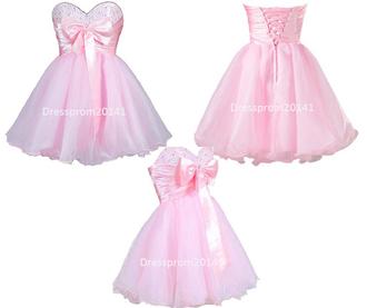 dress women summer dress summer dress short prom dress short wedding dress party dress flower girl prom dress pink prom dress
