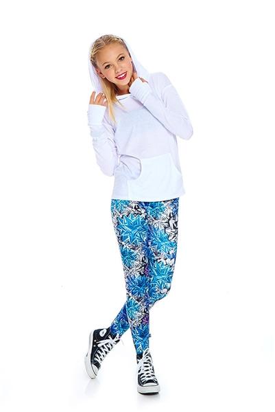 Zara Terez - Girls Gift Wrap Leggings