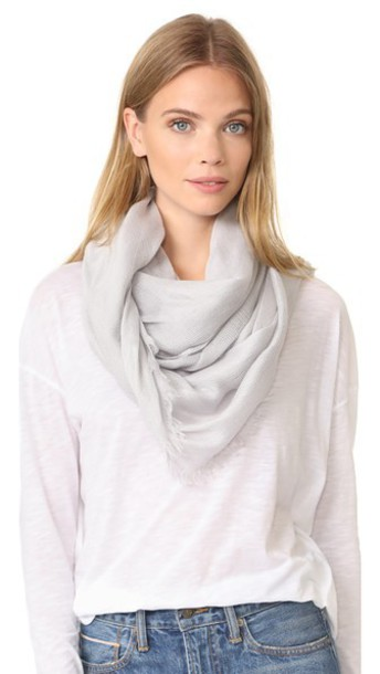 Rag & Bone scarf grey