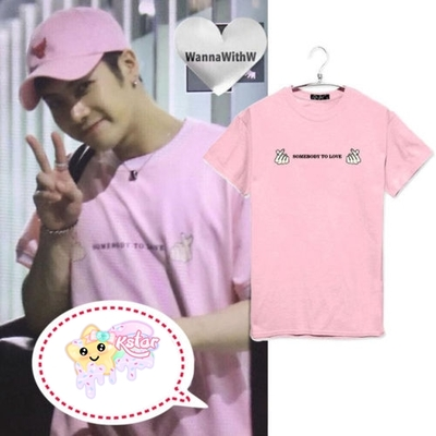GOT7's Jackson Style Somebody To Love Shirt · K-STAR · Online Store Powered by Storenvy