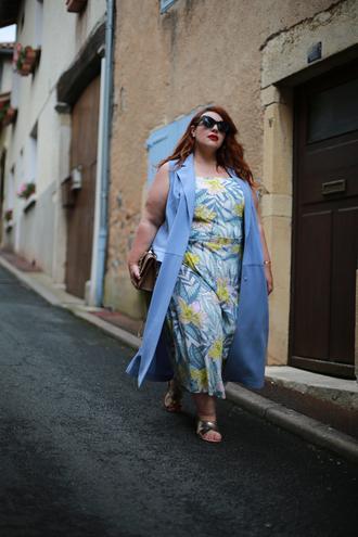 dress plus size dress long vest plus size maxi dress curvy plus size floral maxi dress maxi dress long dress floral floral dress vest sandals sunglasses spring outfits spring dress