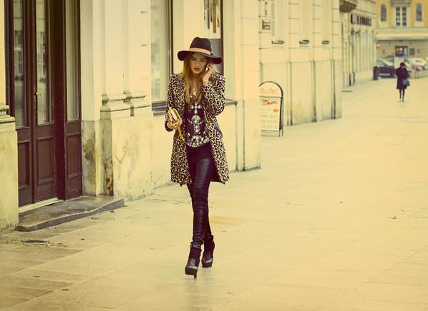 madame julietta hat coat pants bag jewels shoes
