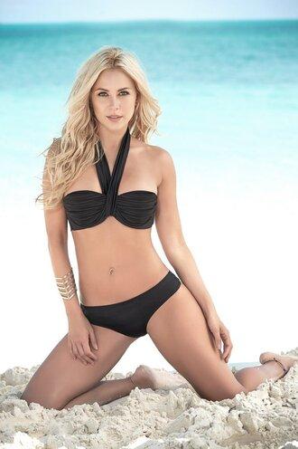 swimwear bikini sexy adjustable brazilian coverage mapalé beach