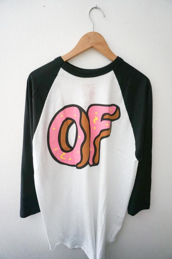 t-shirt odd future