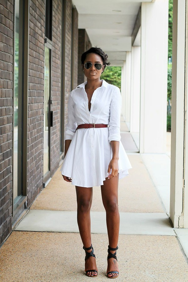 the daileigh shoes sunglasses dress