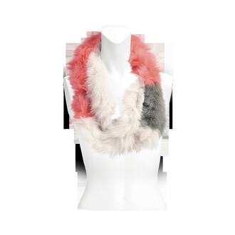 fur fox scarf