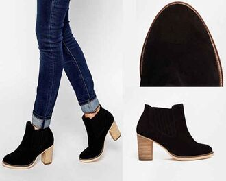 shoes wide fit shoes wide shoes wide fit asos black shoes ankle boots suede boots black boots jeans