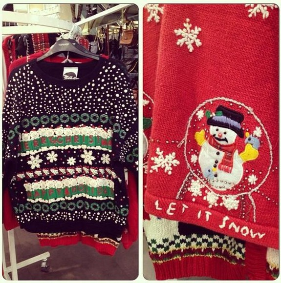 topshop jacket christmas jumper lovely snow
