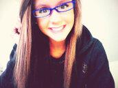 sunglasses,glasses,blue,hair,hoodie
