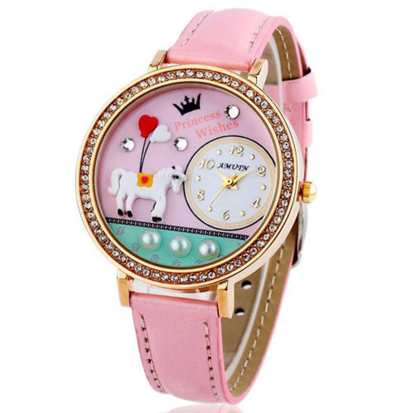 jewels watch cute rhinestones