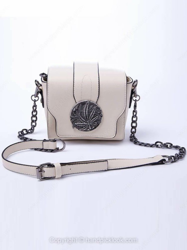 bag shoulder bag beige bag