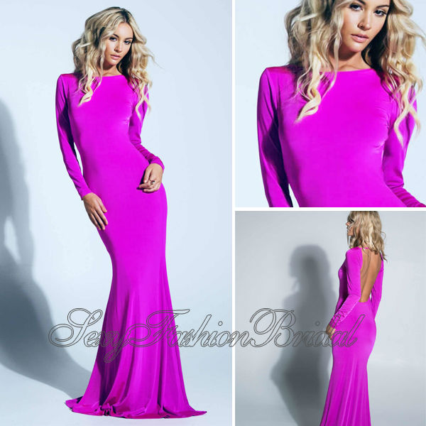 Aliexpress.com : Buy Robe De Soiree Vestidos De Gala Sexy Sweetheart A line Floor length Chiffon Long Open Back Evening Party Dress Gown from Reliable dress class suppliers on sexyfashionbridal