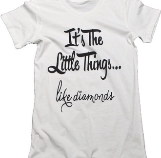 top white black girl girly t-shirt style shirt fashion white t-shirt white top white shirt diamonds dope wishlist girly wishlist cute top short sleeve handwriting font