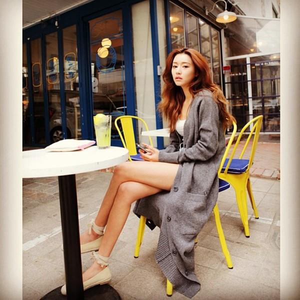 coat grey stylenanda