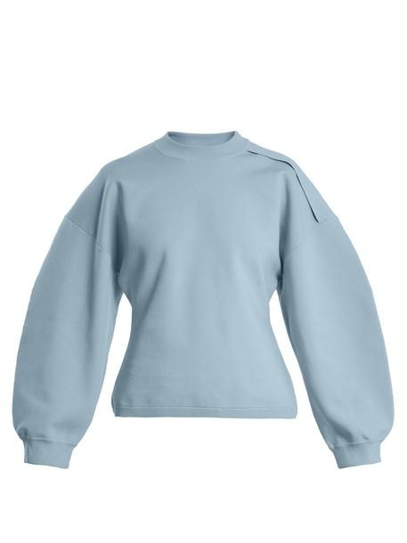 sweater wool sweater wool light blue light blue