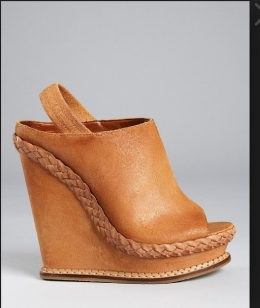 shoes tan wedges wedges