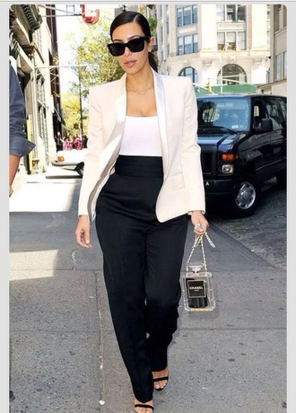 bag kim kardashian pants