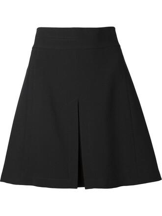 skirt classic black