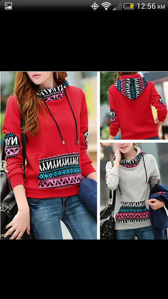 jacket grey sweater print elbow patches