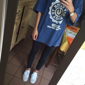 t-shirt oversized t-shirt