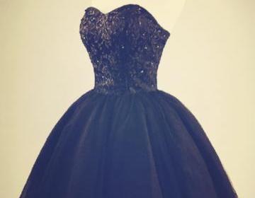 Elegant ball gown prom dresses, swe..