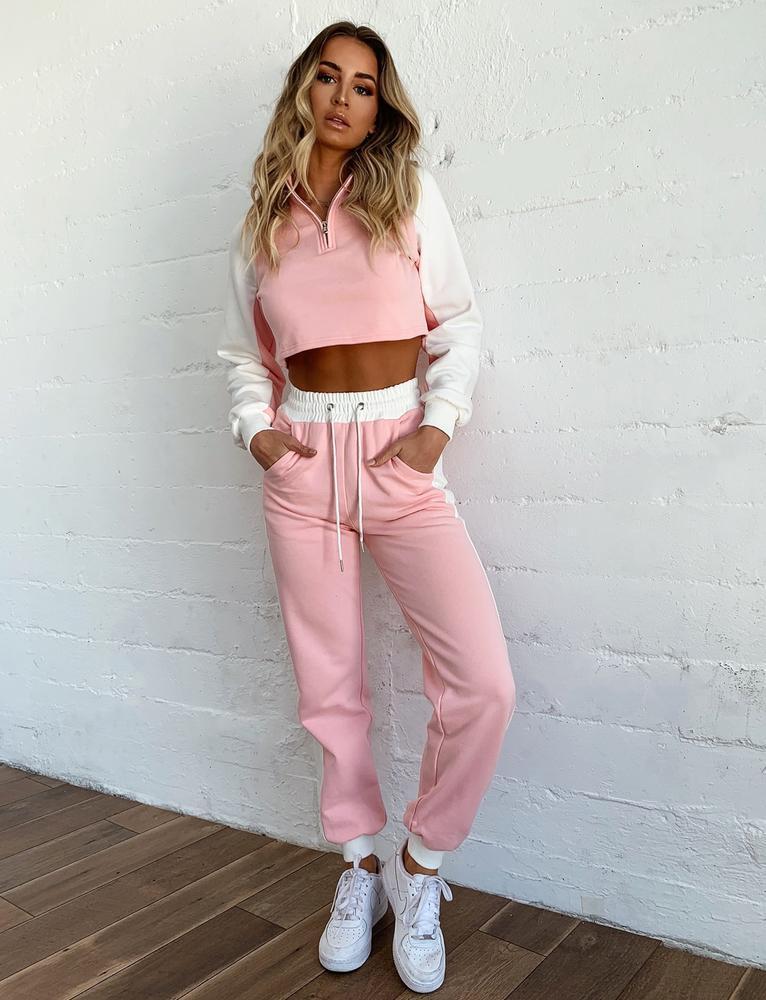 Denzel Pant - Pink - S PINK