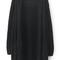 Black long sleeve pockets loose cardigan sweater - sheinside.com