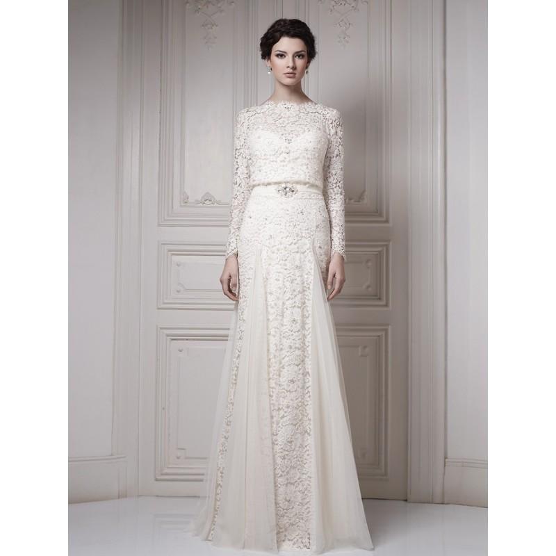 Ersa Atelier Hectic Hermina Wedding Dresses 2018 Cheap Bridal
