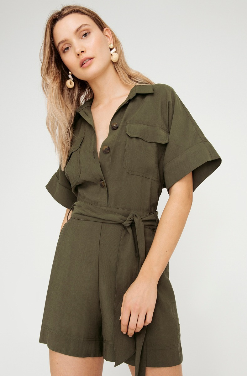 Rivalry Playsuit