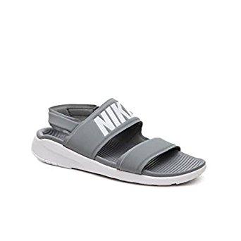 0af4bbd797f01 Amazon.com   New Nike Women's Tanjun Sandal Black/White 8   Sandals