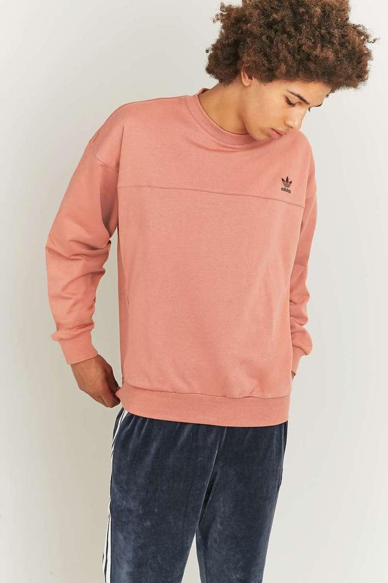 2adidas originals pastel rose sweater