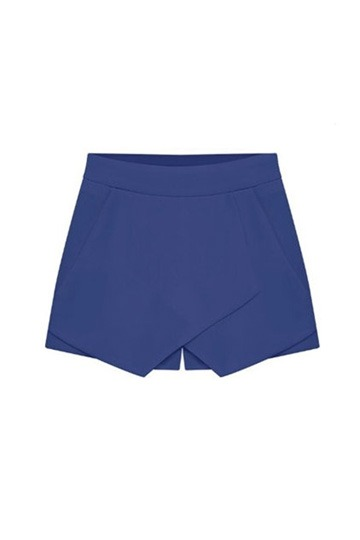 Vintage Style Chiffon Shorts [FJCE0011]- US$28.99 - PersunMall.com