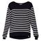 Newport t-shirt in nautical stripe | aritzia