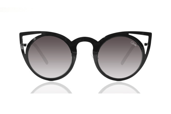 Quay - Invader Black Sunglasses