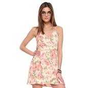 dress,crossed back,floral,bonny