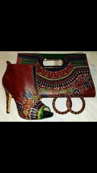 shoes ethnic