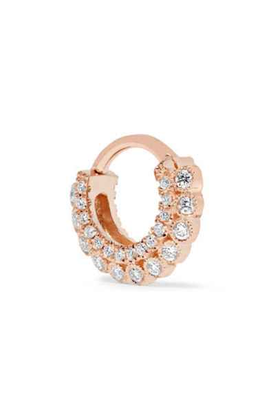 Maria Tash rose gold rose gold jewels