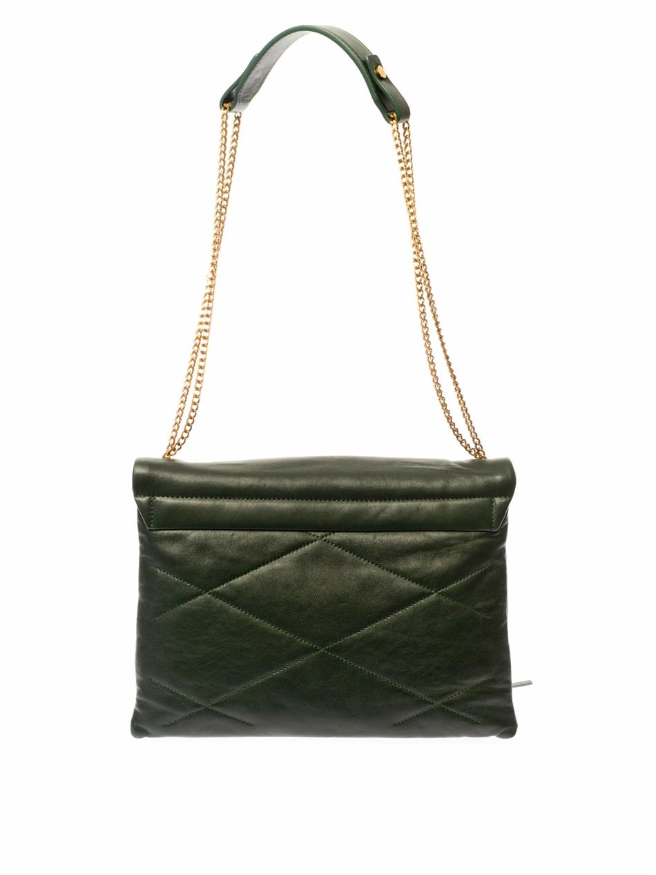 Sugar leather shoulder bag | Lanvin | MATCHESFASHION.COM