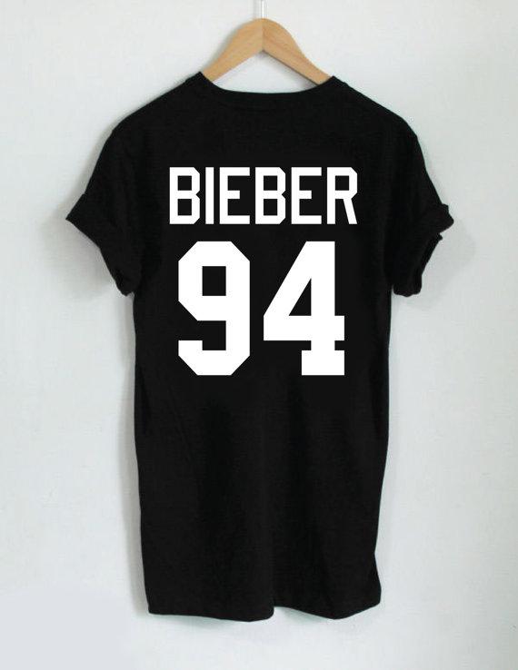 Bieber 94 Shirt April 2017