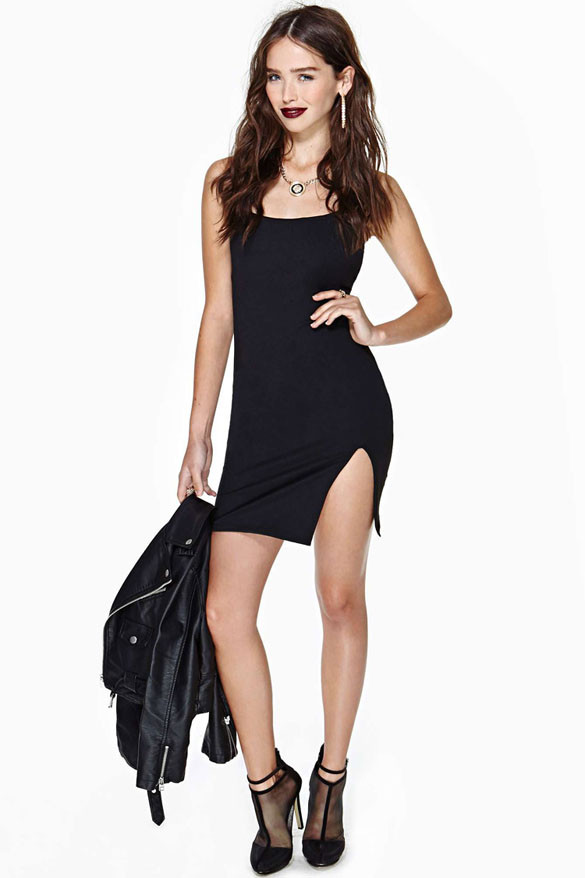 Natalia little black dress