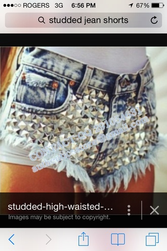 shorts studded shorts summer shorts style