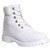 Timberland Premium 6 Boots White Canvas - Ankle Boots