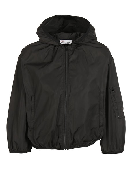RED VALENTINO windbreaker classic jacket
