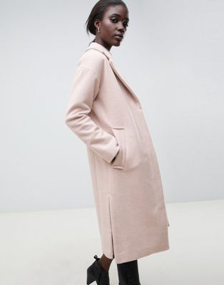 Parka London Sommersby tailored duster coat at asos.com
