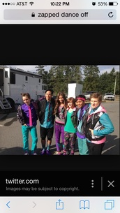jacket,zapped movie