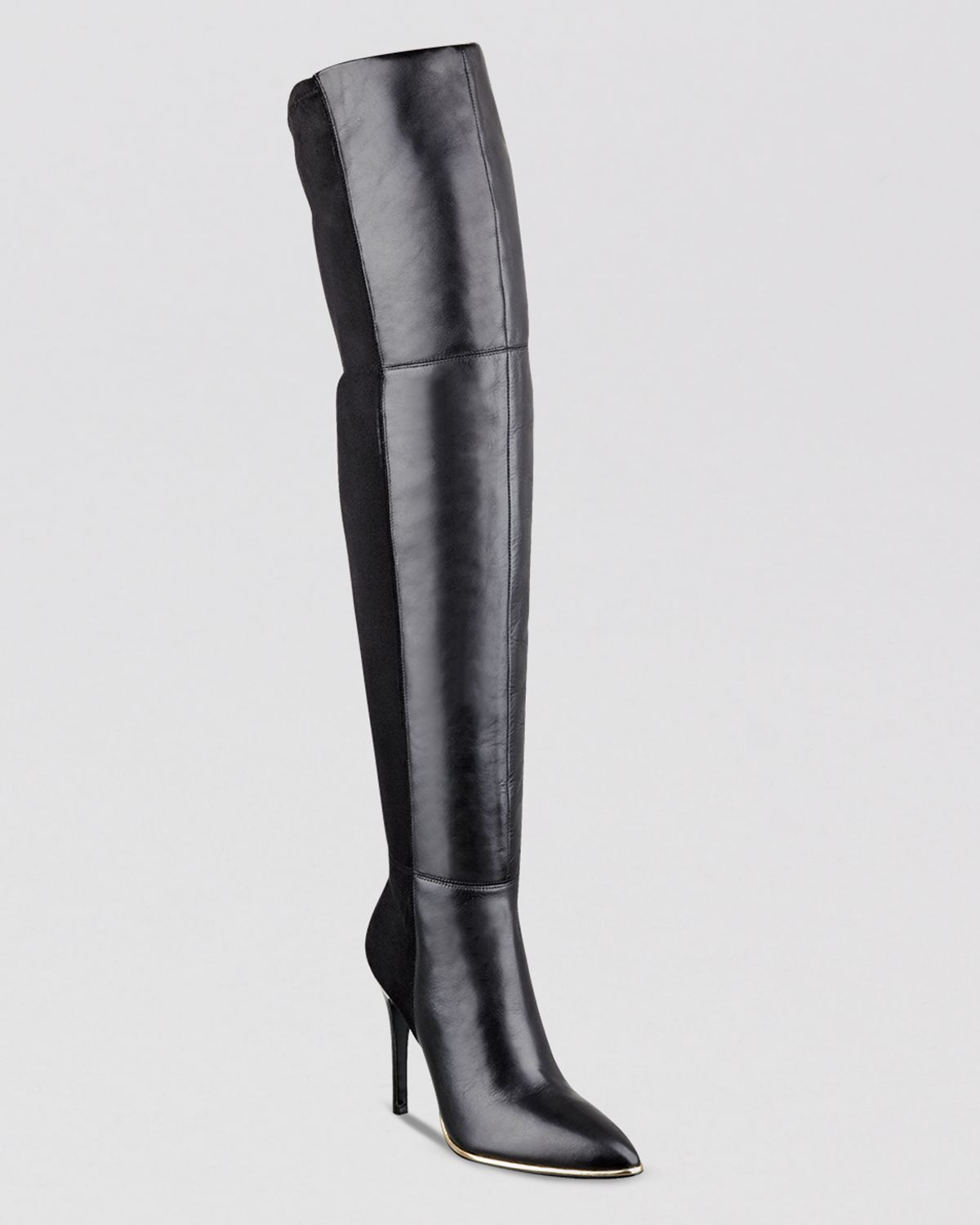 GUESS Over The Knee Dress Boots - Zonia | Bloomingdale's