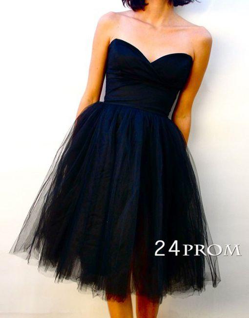 Line short prom dress,homecoming dress