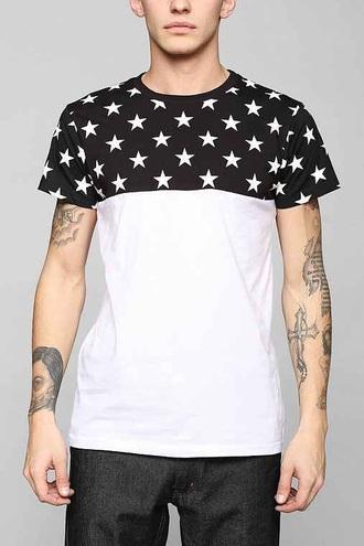 shirt josh dun twenty one pilots tyler joseph mens t-shirt stars